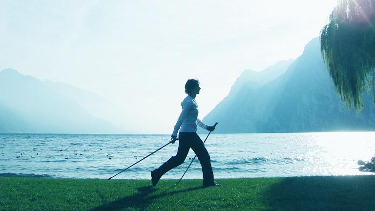 modern nordic walking tapiola